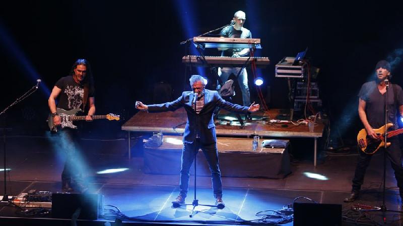 La Unión en concierto en Tenerife en el Festival La Orotava Suena 2017
