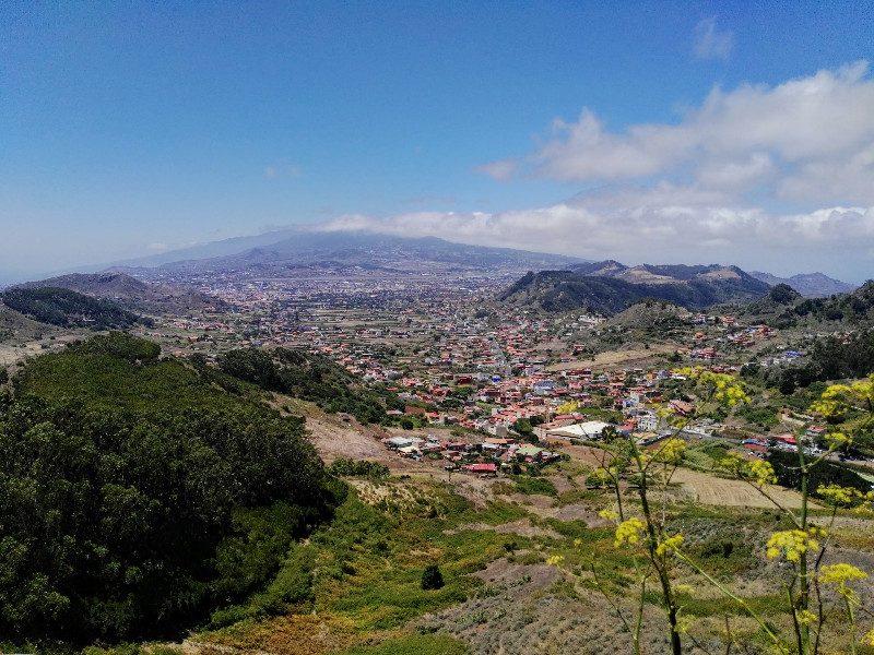 Mirador de la Jardina | Tenerife