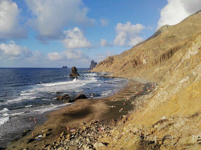 Playas en Anaga