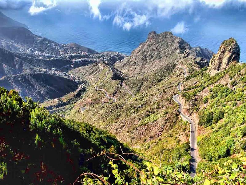 Parque Rural de Anaga | Panorámica