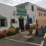 Restaurante Roque de las Ánimas | Taganana