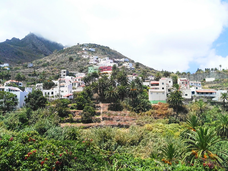 Vista de Taganana | Parque Rural de Anaga | Tenerife