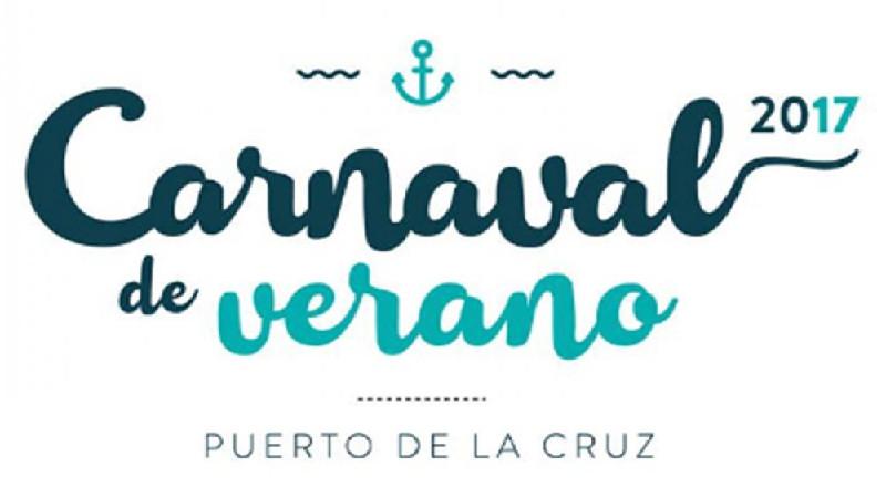 Carnaval de Verano | Puerto de la Cruz | 2017 | Cartel