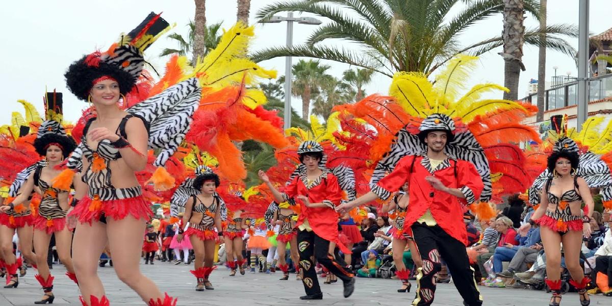 Carnaval de Verano | Puerto de la Cruz | Comparsas