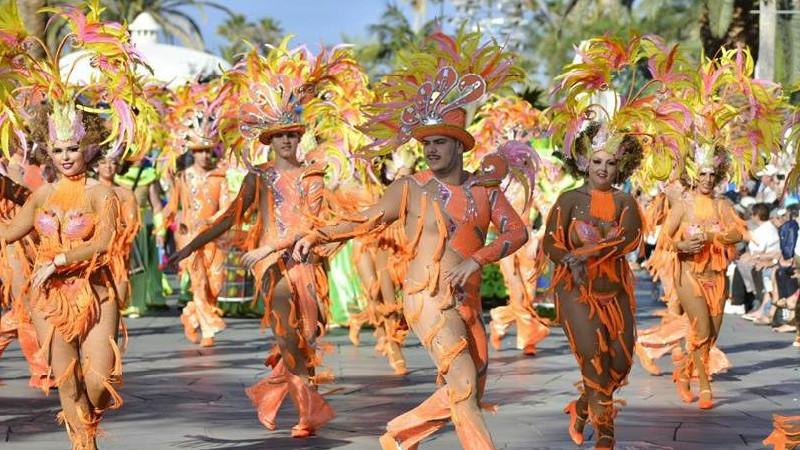 Carnaval de Verano | Puerto de la Cruz | Tenerife