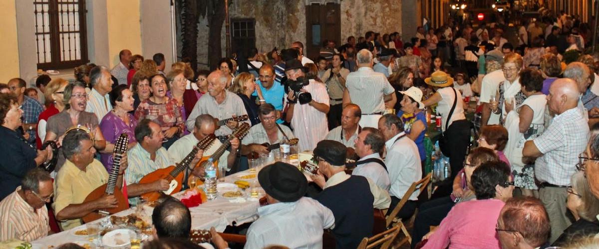 Fiestas del Cristo de los Dolores | Icod de los Vinos | Tenerife