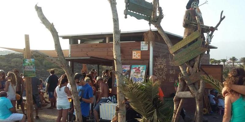 Matinal Beach | Domingo de conciertos | Playa de Las Burras | Las Galletas