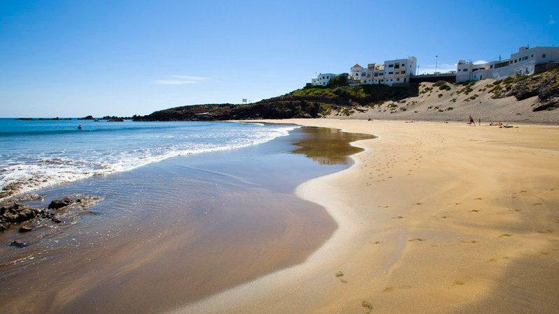 Playa Grande en Abona