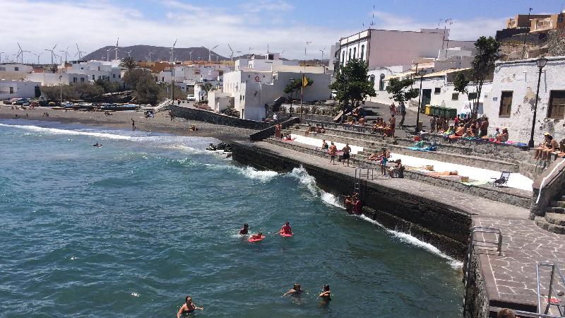 Porís de Abona | Tenerife | Zona baño