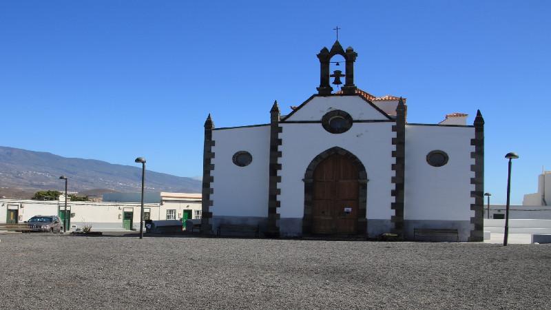 Punta de Abona | Tenerife | Ermita Nuestra Señora de las Mercedes | Siglo XVI