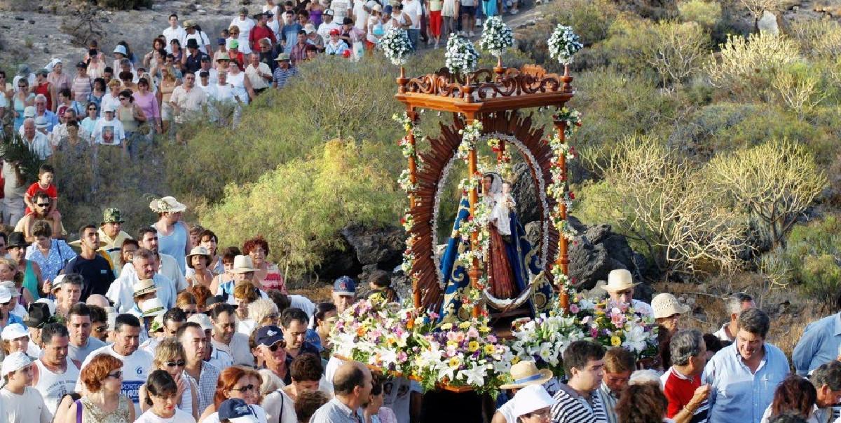 Romería de la Virgen del Socorro | Güímar | Camino del Socorro