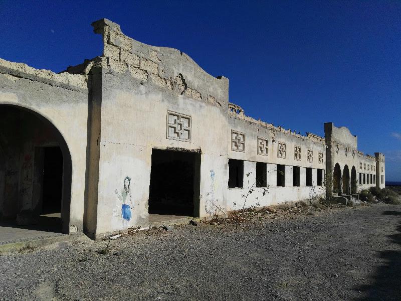 Sanatorio Abandonado | Abades | Tenerife | Edificio
