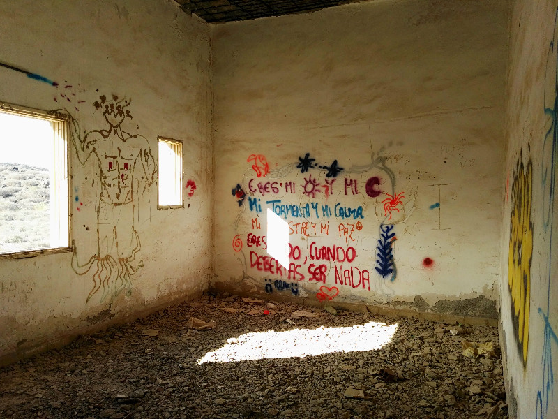 Sanatorio de Abades | Interior