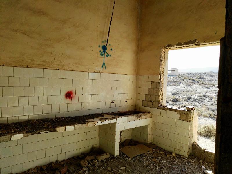 Sanatorio de Abades | Interiores