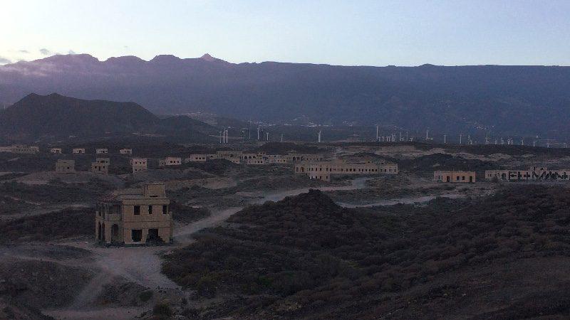 Ruta del Porís de Abona a Abades