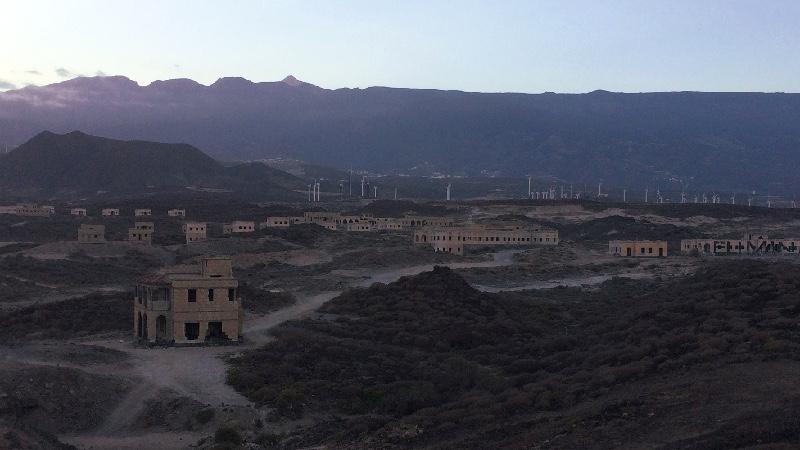 Sanatorio de Abades | Panorámica