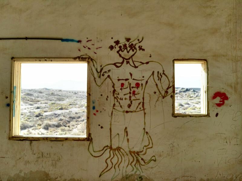 Sanatorio de Abades | Pintada