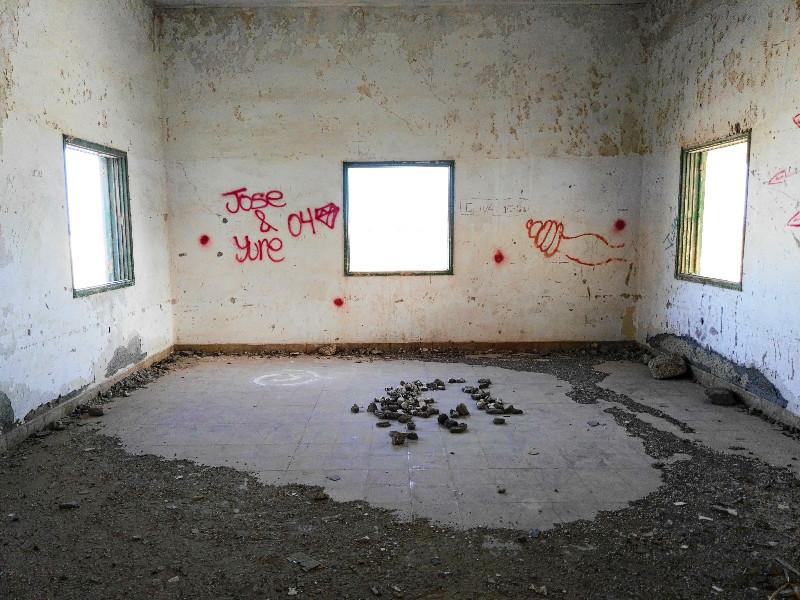 Sanatorio de Abades | Sala