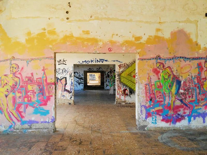 Sanatorio de Abades | Salas