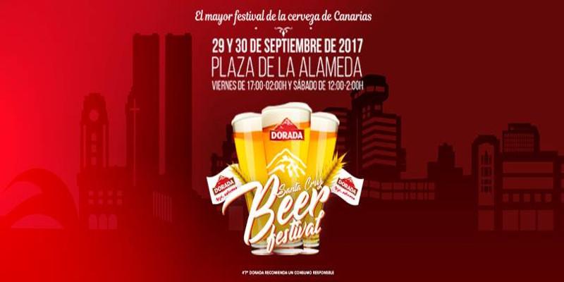 5° Santa Cruz Beer Festival | Santa Cruz de Tenerife | 29 y 30 de septiembre de 2017