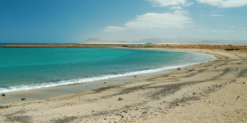 Isla de Lobos | Fuerteventura | Playa de la Concha