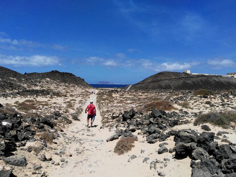 Ruta por Isla de Lobos | Fuerteventura | Islas Canarias