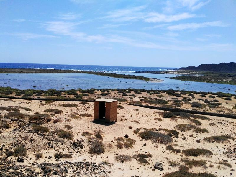 Ruta por Isla de Lobos | Fuerteventura | Las Lagunitas