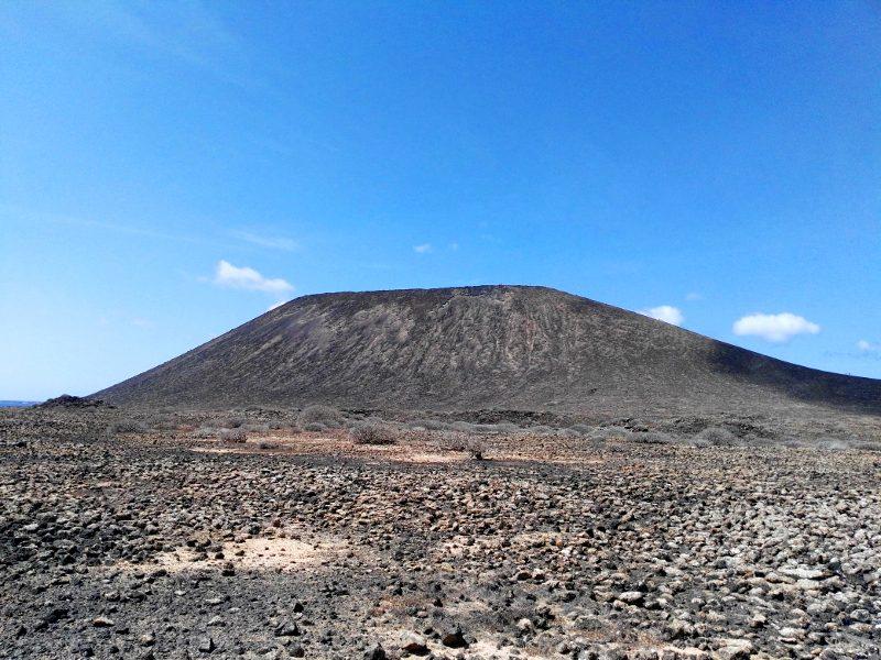 Ruta por Isla de Lobos | Fuerteventura | Volcán de la Caldera