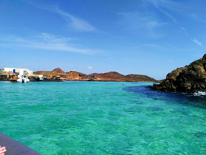 Ruta por Isla de Lobos | Puertito de Lobos | Fuerteventura