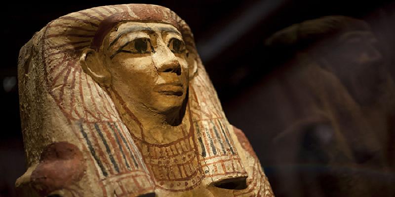 'Egipto: En busca de la eternidad' | Exposición | Espacio Cultural CajaCanarias | Santa Cruz de Tenerife