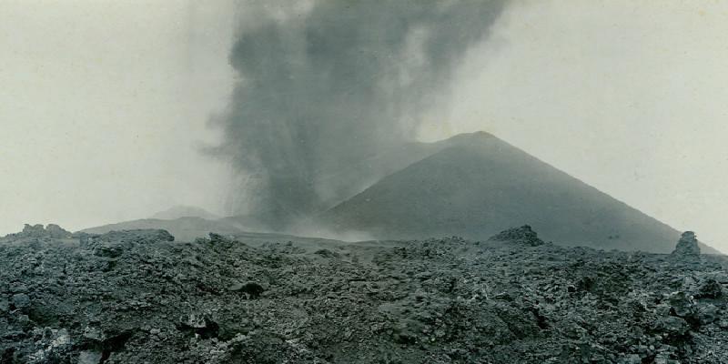 El Chinyero | Tenerife | Erupción 1909