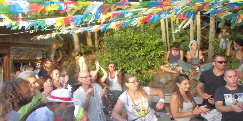 Fiesta de los 4000 Amigos | Asociación Cultural El Risco | San José de Los Llanos | Tenerife