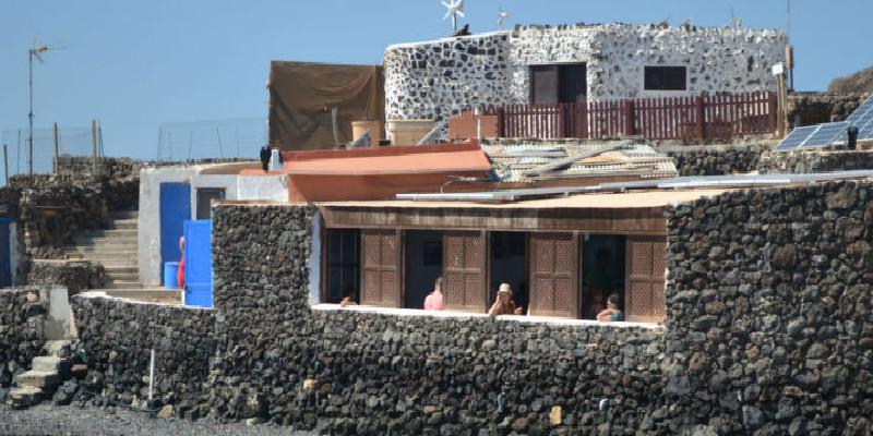 Isla de Lobos | Fuerteventura | Restaurante Antoñito el Farero