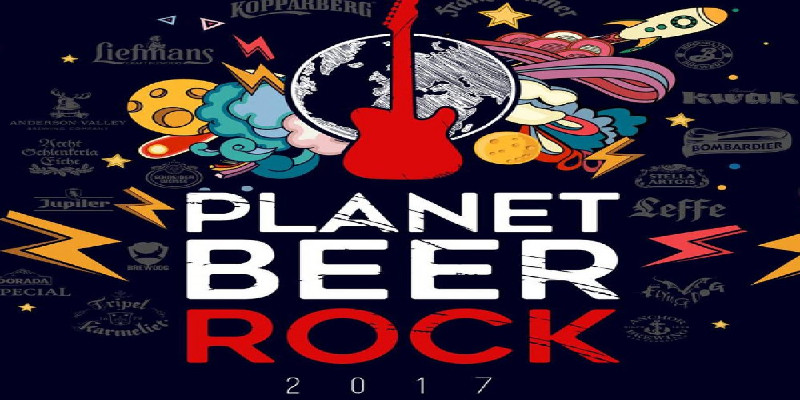 Planet Beer Rock 2017 | La Laguna | Tenerife