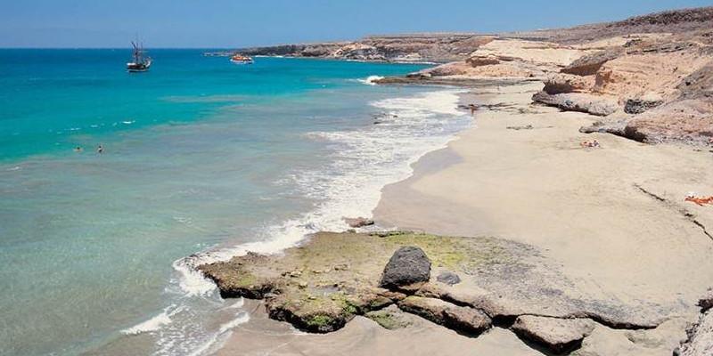 Playa de Diego Hernández | Adeje | Tenerife