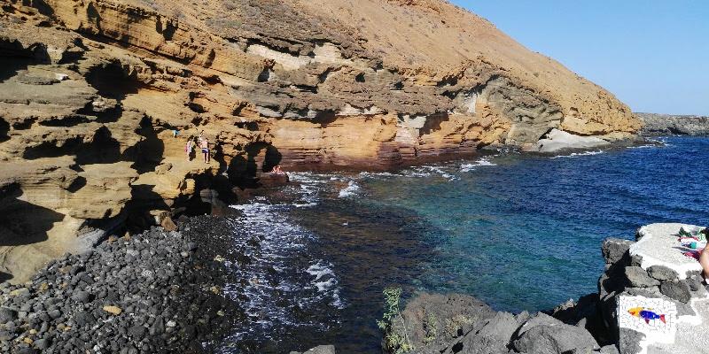 Playa de Montaña Amarilla | Costa del Silencio | Tenerife