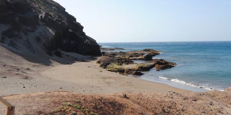 Playa Montaña Roja | El Médano | Tenerife