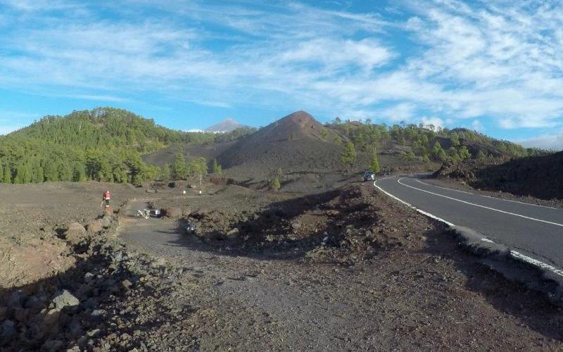 Vuelta al Chinyero | Tenerife | Inicio del sendero