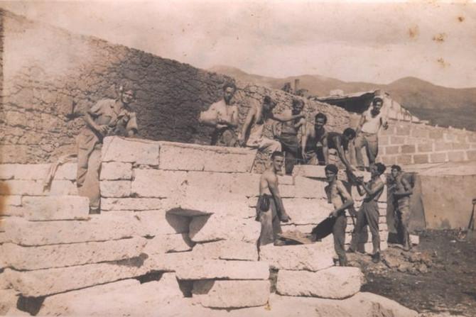 Batallón 91 en Vilaflor