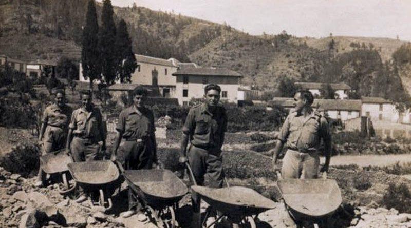 Batallón de Soldados Trabajadores Penados 91 de Vilaflor