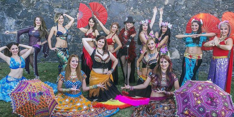 Bellylusion Oriental Dance | 'Travesía' | Auditorio de Los Cristiano | Arona