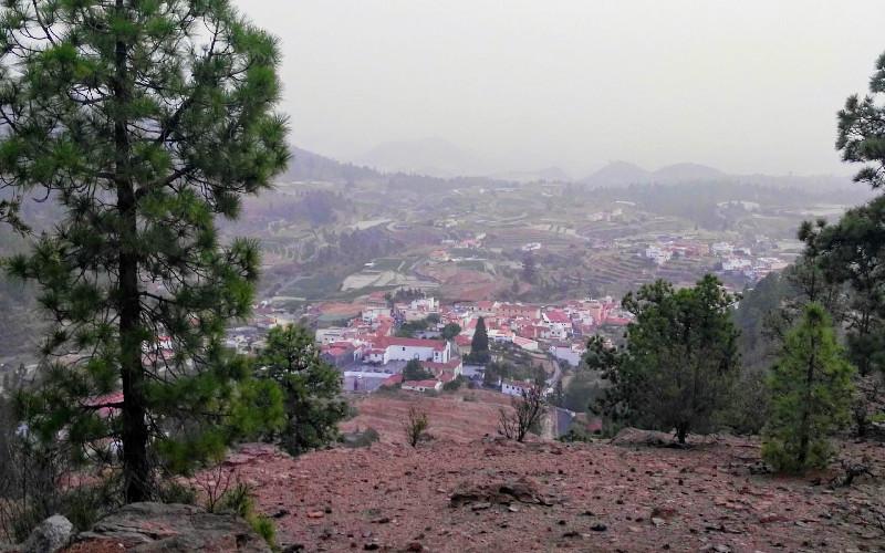 Camino del Pino Enano | Vilaflor | Vistas del pueblo