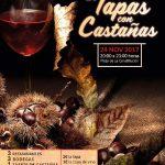 De Tapas con Castañas | La Orotava