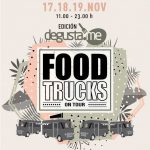 Degusta.me 2017 | Food Trucks on Tour | Adeje