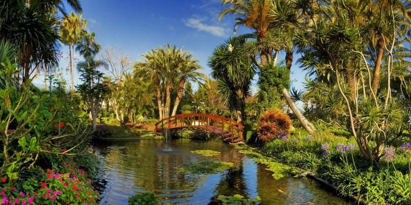 Festival Internacional Agatha Christie | Puerto de la Cruz | Jardín Botánico | Jornada de puertas abiertas