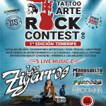 Festival Tattoo Arte Rock Contest