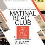 Matinal Beach Club | Playa de Los Enojados | Las Galletas | Tenerife
