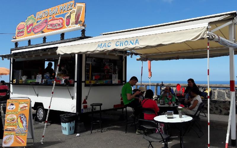 Rambla de Castro | Los Realejos | Tenerife Norte | Autobar Mac Paez