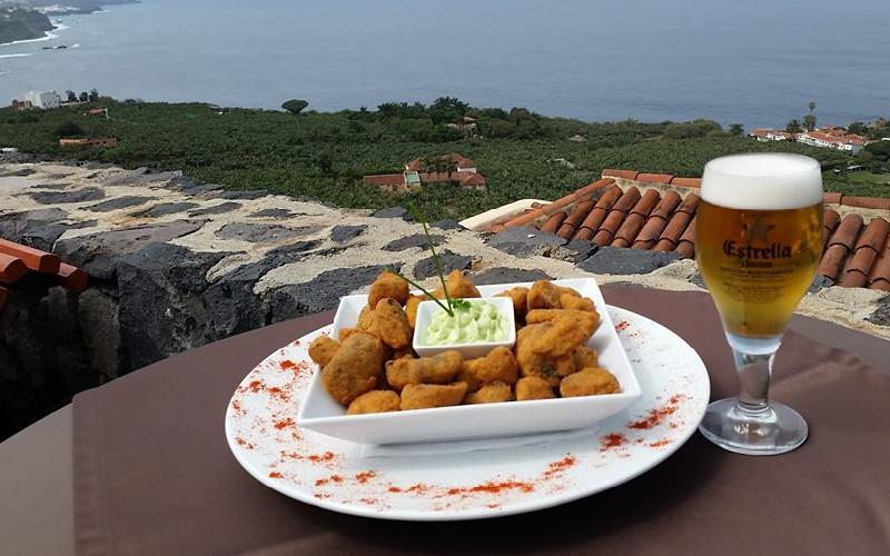 Rambla de Castro | Los Realejos | Tenerife Norte | Restaurante Mirador San Pedro