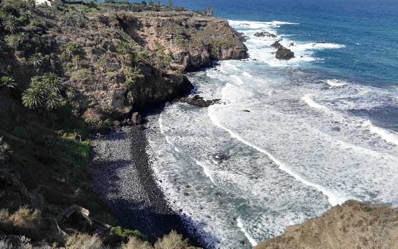 Rambla de Castro | Los Realejos | Tenerife Norte | Vistas de la Playa de Castro